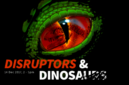 Keep It Going Disruptors & Dinosaurs