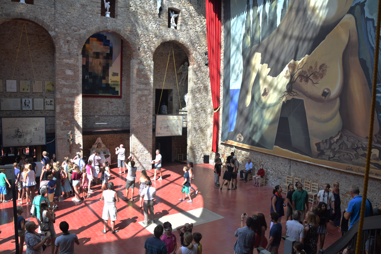 Dali Museum, Figueres, Spain