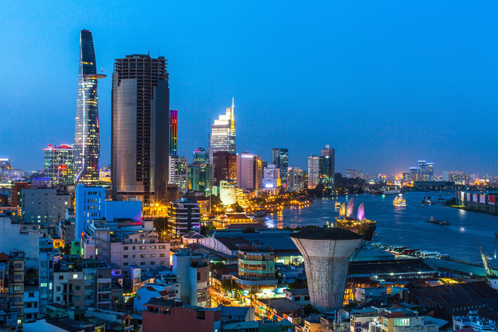 Ho Chi Minh City Photo by De Visu/Shutterstock