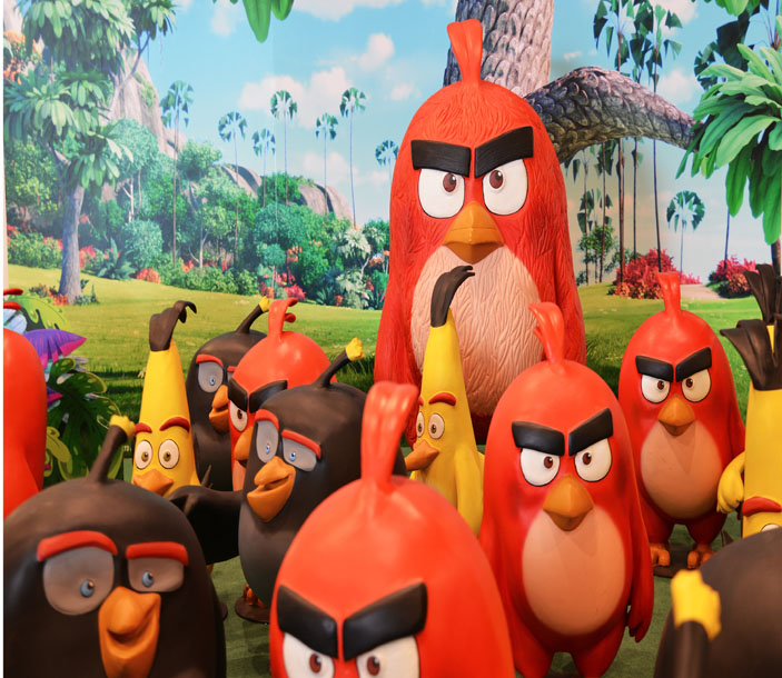Angry Birds Movie photo by Sarunyu L/Shutterstock