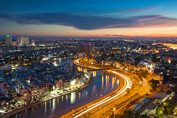 Ho Chi Minh City photo Shutterstock