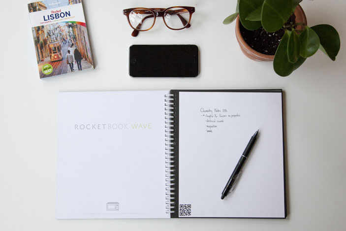 rocketbook-desk-view-of-notebook-with-phone