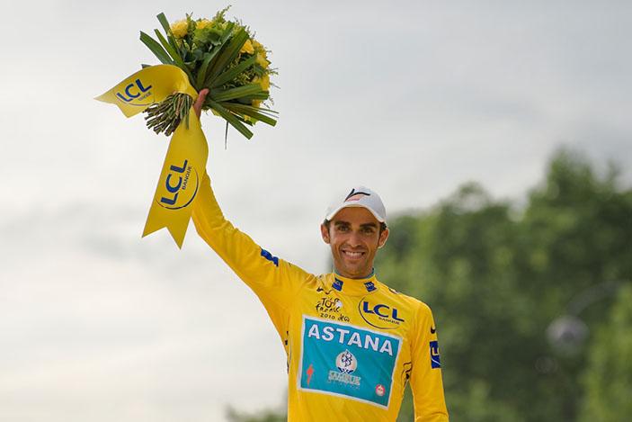 Alberto Contador / Frederic Legrand - COMEO / Shutterstock.com