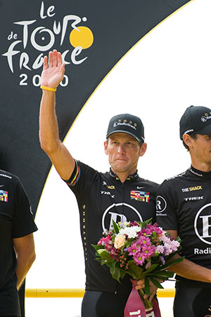 Lance Armstrong / Frederic Legrand - COMEO / Shutterstock.com