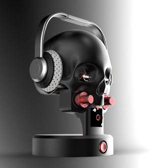 Marquis headphone amplifier
