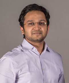 Nishith Rastogi, Founder and CEO, Locus