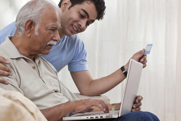multi generational IT use