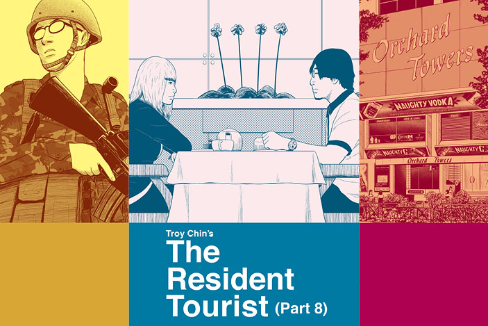 The Resident Tourist