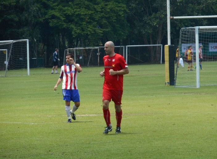 Urs Brusch talks about Singapore football