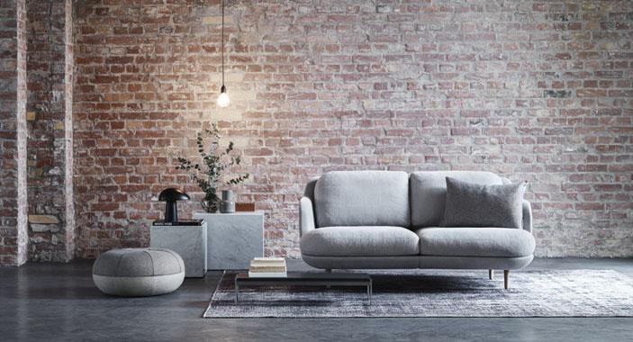 Lune sofa, Fritz Hansen, W.Atelier
