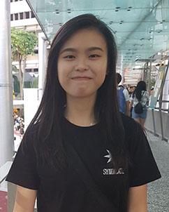 Chow Zi Xin, 18, Singapore heritage