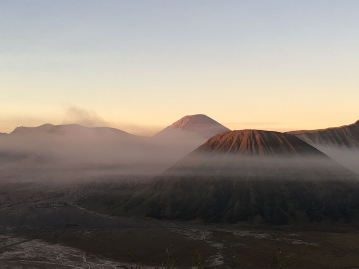 Sunrise, Seruni Point, Bromo