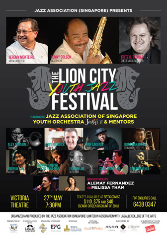 Lion City Youth Jazz Festival FINAL