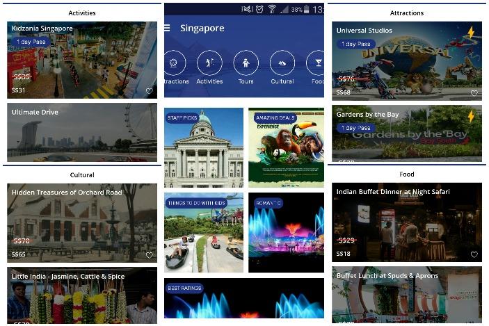 travelease travel app