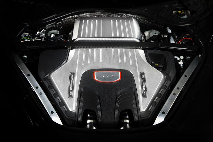 V8 Panamera Turbo