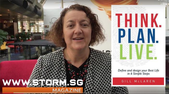 Gill McLaren, Think. Plan. Live.