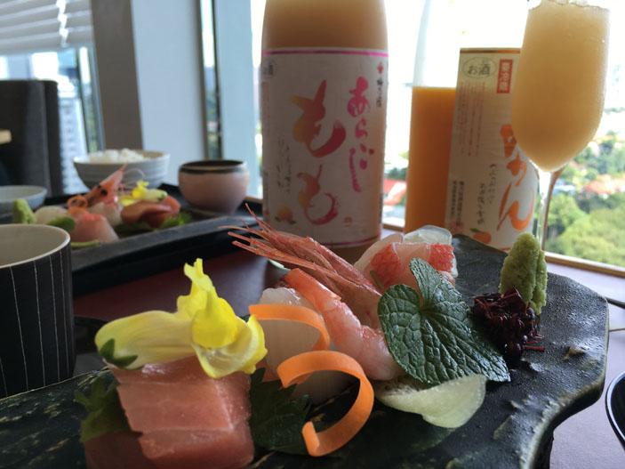 NAMI Japanese restaurant, Shangri-La Hotel