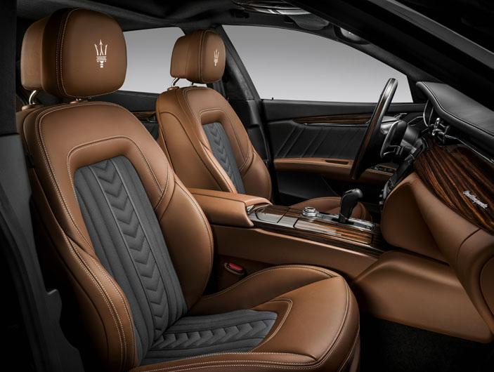 Maserati Quattroporte, Ermenegildo Zegna