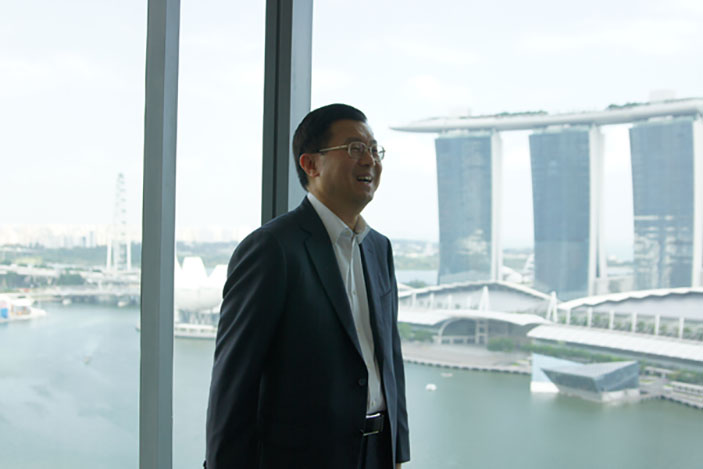 Banking On Patience — Stephen Riady - STORM-ASIA