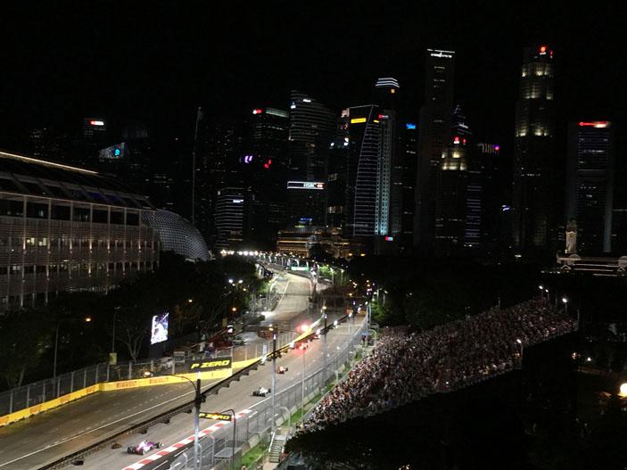 Singapore Formula 1 2018