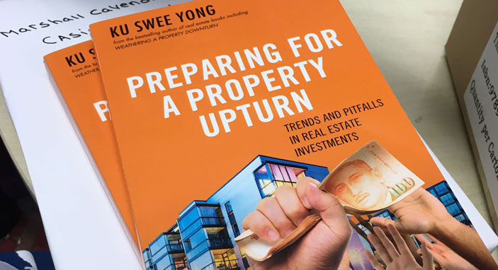 Preparing for a property upturn by Ku Swee Yong