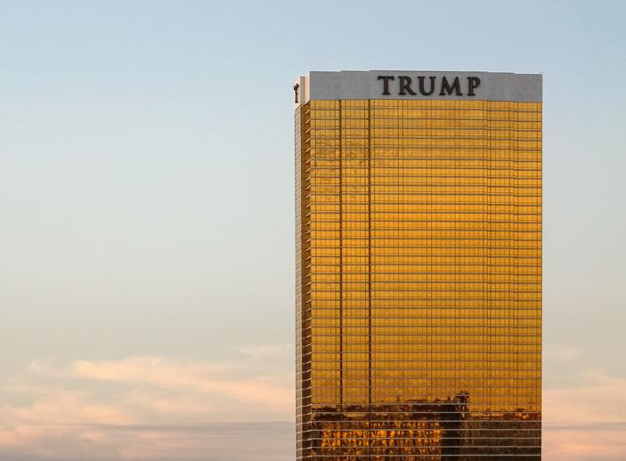 Donald Trump business
