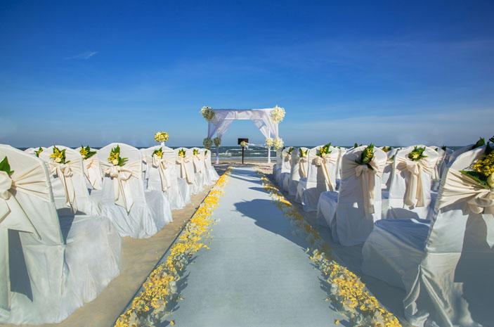 Hua Hin Centara beach