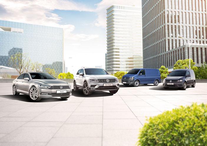 Volkswagen Fleet Management