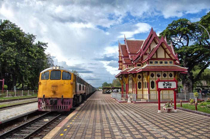 Railway Hua Hin