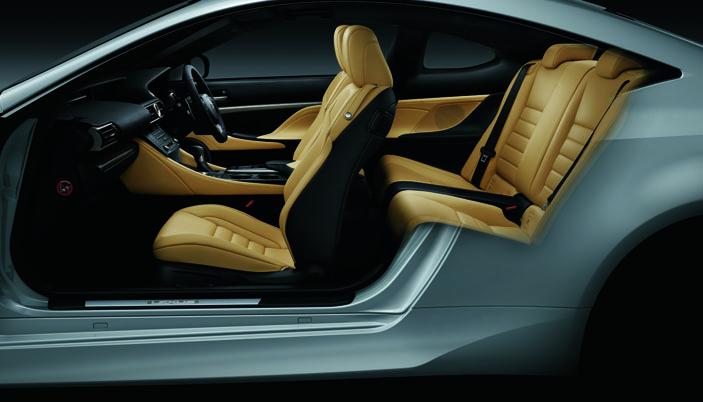 Lexus RC Turbo