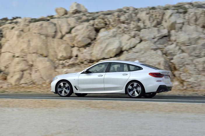 BMW 6er Gran Tourismo, 640i xDrive