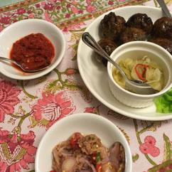 liver balls, Nonya Bong The Peranakan
