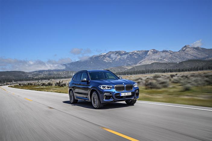 BMW X3 xDrive 30i Msport