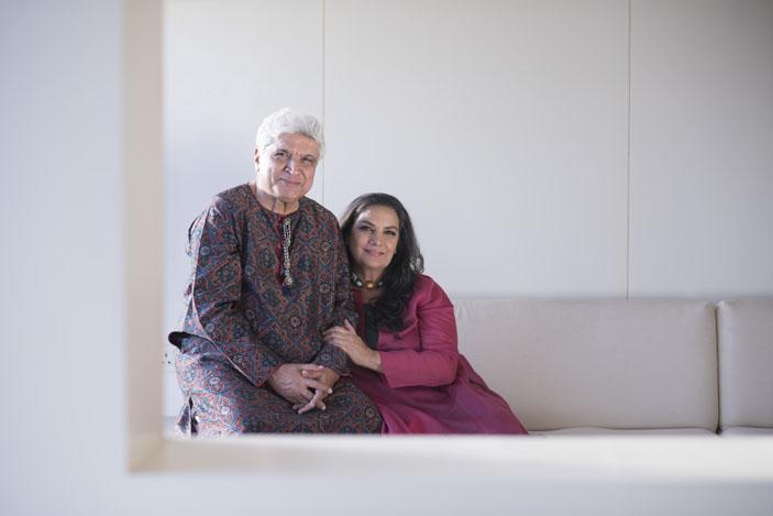 Javed Akhtar, Shabana Azmi, sifa.sg