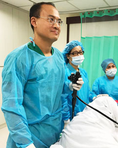Dr Leong Quor Meng