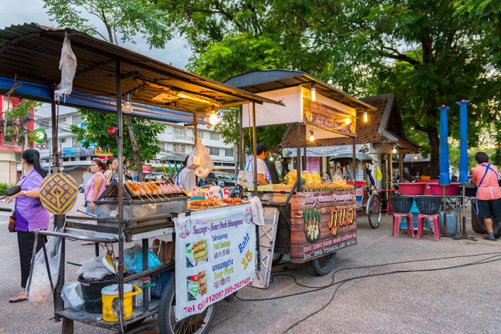 Street Life, Koh Samui
