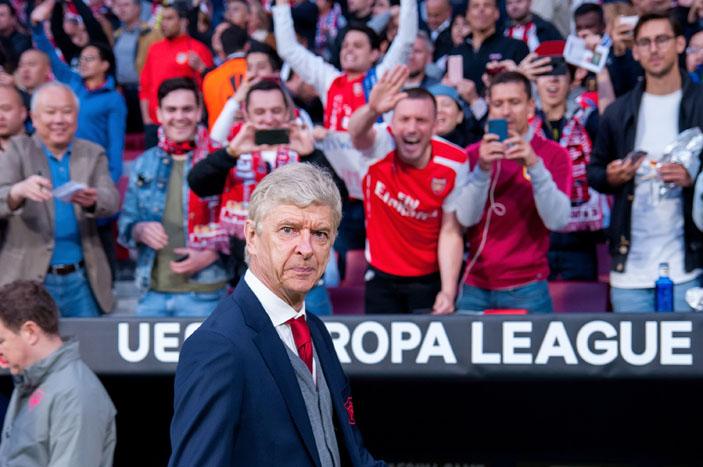 Arsene Wenger, Arsenal FC