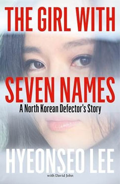 The Girl With 7 Names, Lee Hyeonseo