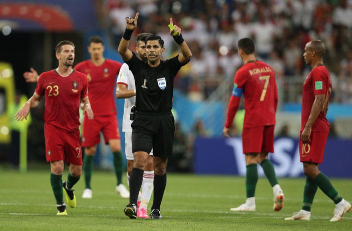 World Cup 2018, VAR