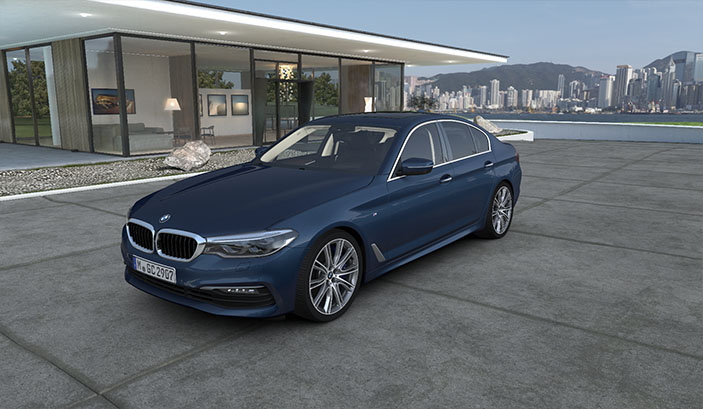 virtual reality BMW
