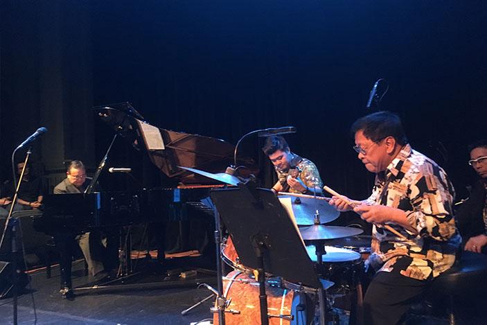 Jeremy Monteiro Late-Night Thoughts Of A Jazz Musician