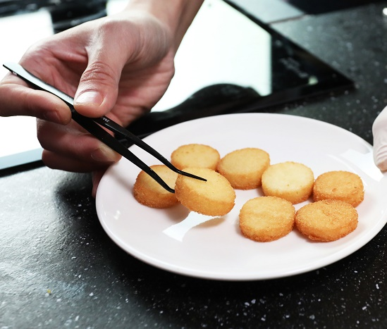 deepfried mantou