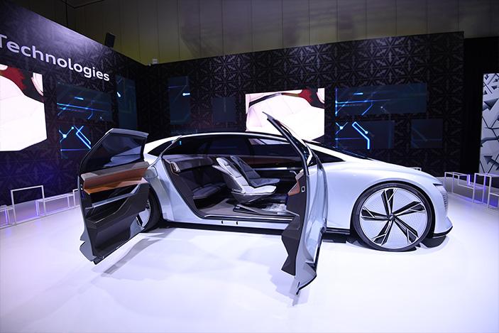 Audi Brand Experience Aicon