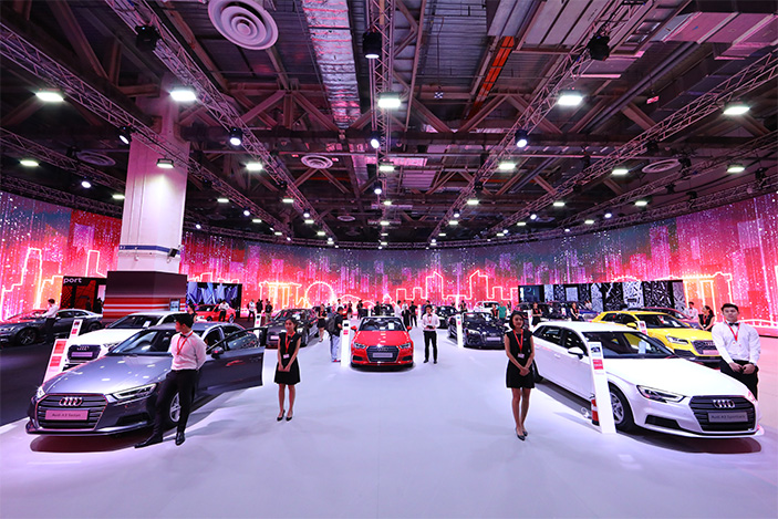 Audi Brand Experience