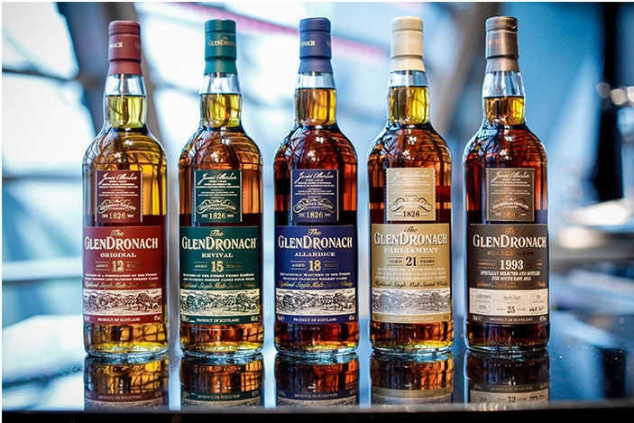 GlenDorach whisky