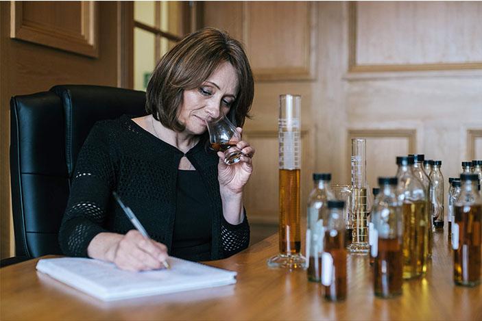 Rachel Barrie, GlenDorach whisky