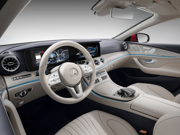 Der neue Mercedes-Benz CLS: Das Original in dritter GenerationThe new Mercedes-Benz CLS: Third generation of the original