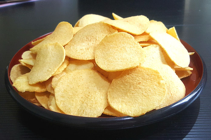 Arrowhead chips