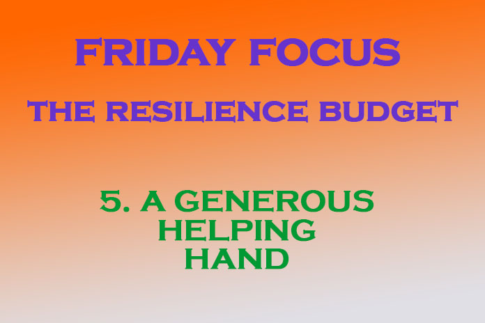 Resilience Budget,