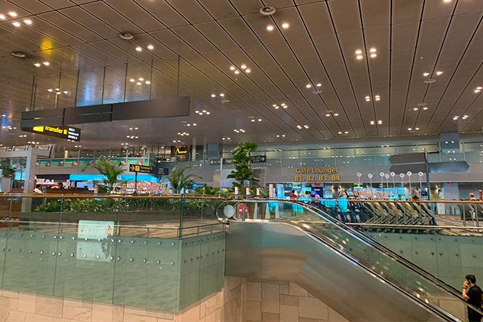Changi Airport T3